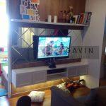 Backdrop TV Modern Terbaru