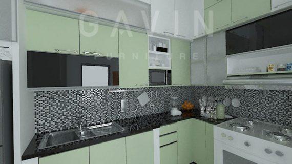 Gambar 3d Untuk Harga Kitchen Set Murah Di Cakung Ide Ruang