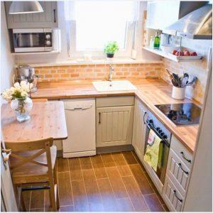 Interior Minimalis Dapur