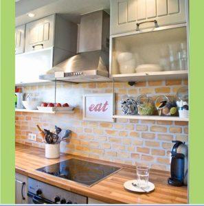 Lemari Dapur Untuk Rumah Minimalis Anda Ide Ruang