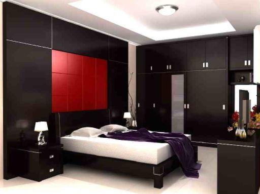 Desain Interior Kamar Tidur Utama 4x3  inspirasi ruang minimalis ide ruang