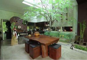 Desain Interior Ruang Makan Terbuka 2