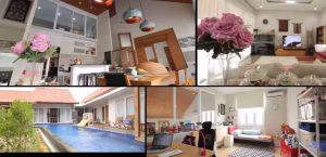 Desain Interior Rumah Bergaya Resort