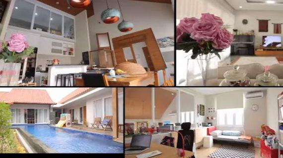 Desain Interior Rumah Bergaya Resort Modern Minimalis