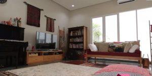 Desain Interior Rumah Bergaya Resort 6