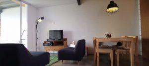 Desain Interior minimalis Rumah Kecil Mewah 2 lantai 10