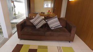 Desain Interior minimalis Rumah Kecil Mewah 2 lantai 14
