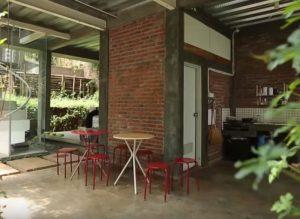 Desain Interior minimalis Rumah Kecil Mewah 2 lantai 2