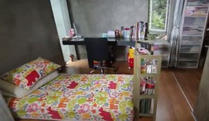 Desain Interior minimalis Rumah Kecil Mewah 2 lantai 7