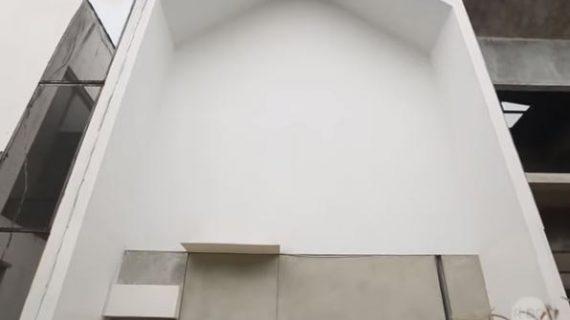 Interior Desain Hunian Minimalis Modern 2 Lantai