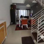 Desain Interior Rumah Panjang Minimalis 2 Lantai Ada Kolam Renang