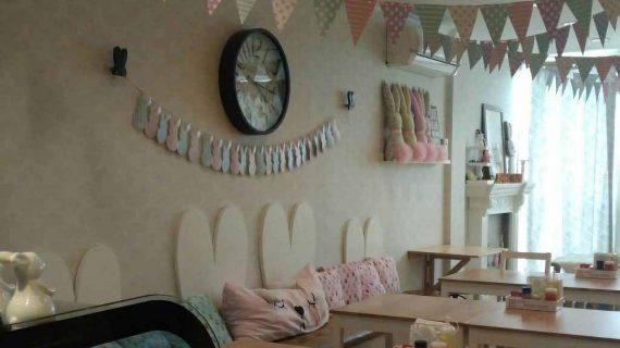 Tempat Nongkrong Lucu Penuh Kelinci Di My BunBun Rabbit Cafe