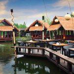 Pulau Dua Restoran Tempat Makan Yang Asri Di Tengah Kota