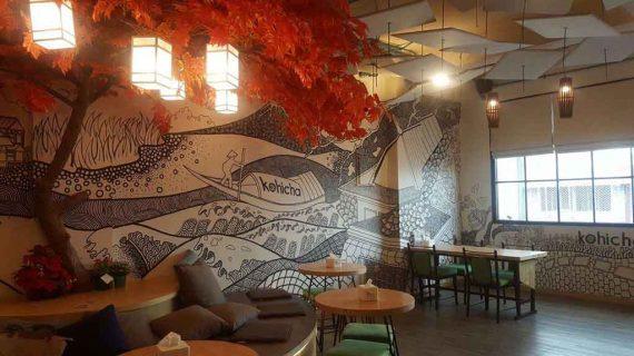 Tempat Nongkrong Instagramable Dengan Nuansa Jepang Di Kohicha Cafe