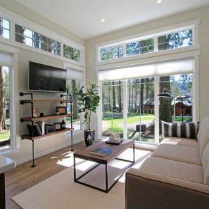Desain ruanga keluarga minimalis super nyaman banget