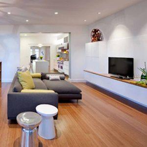 Gambar desain ruanga keluarga keren banget
