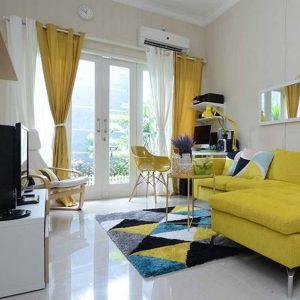Ide Desain Ruang Keluarga Minimalis Mewah Terbuka