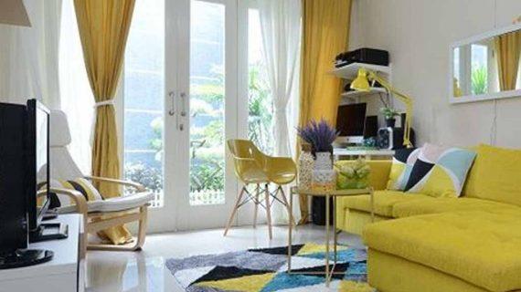 7 Ide Desain Ruang Keluarga Minimalis Mewah Terbuka