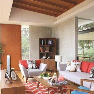 Tips desain ruang tamu terbuka nyaman banget