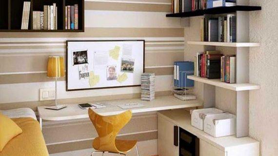 Desain Ruang Kerja di Rumah yang Membuat Anda Fokus